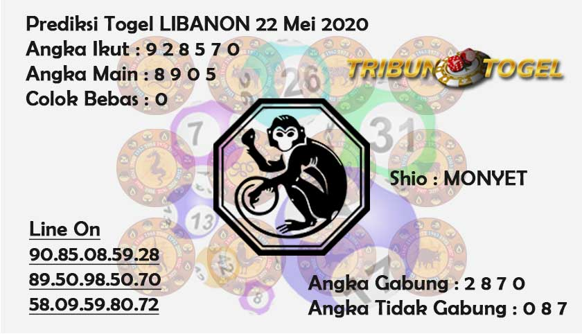 PREDIKSI TOGEL LIBANON 24 APRIL 2020