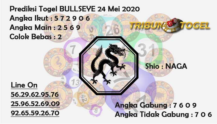 PREDIKSI TOGEL BULLSEYE 1 JANUARI 2020