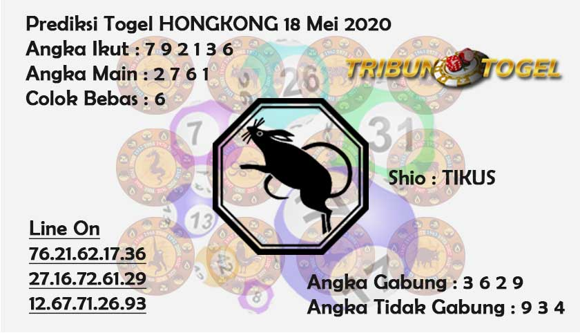 PREDIKSI TOGEL HONGKONG 19 DESEMBER 2019