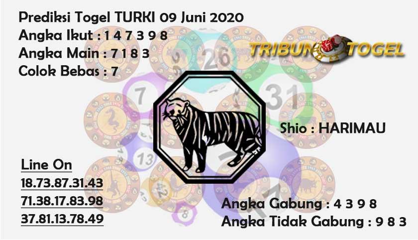 PREDIKSI TOGEL TURKI 29 MARET 2020